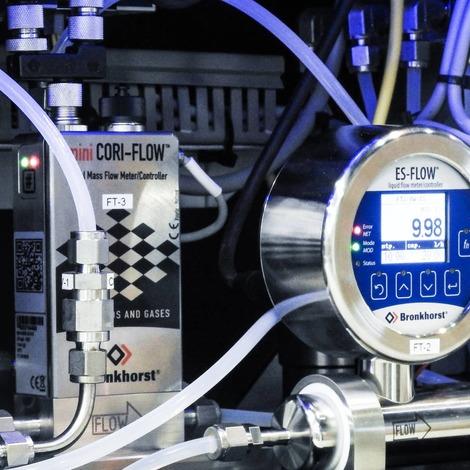 Bronkhorst lanceert nieuwe generatie ES-Flow